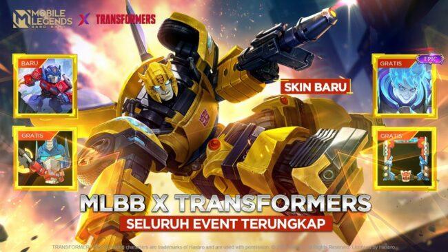 Event MLBB x Transformers